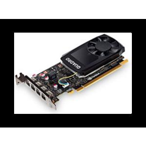 Lenovo 4X60N86661 tarjeta gráfica NVIDIA Quadro P1000 4 GB GDDR5