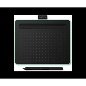 Wacom Intuos S Bluetooth tableta digitalizadora Verde, Negro 2540 líneas por pulgada 152 x 95 mm USB/Bluetooth