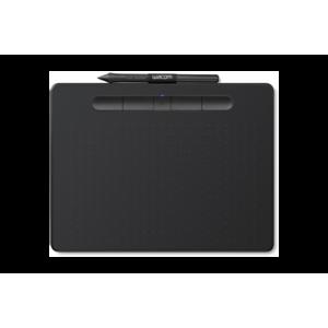 Wacom Intuos M Bluetooth tableta digitalizadora Negro 2540 líneas por pulgada 216 x 135 mm USB/Bluetooth