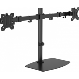 Vision VFM-DSDB mueble y soporte para dispositivo multimedia Negro Panel plano Carro para administración de tabletas