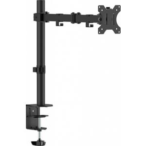 "Vision VFM-DP2B soporte para monitor 81,3 cm (32"") Abrazadera Negro"