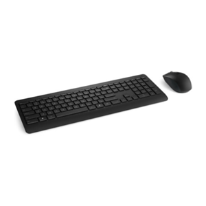 Microsoft Wireless Desktop 900 teclado RF inalámbrico Español Negro