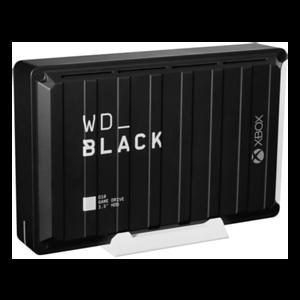 Western Digital D10 disco duro externo 12000 GB Negro
