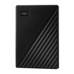 Western Digital My Passport disco duro externo 4000 GB Negro