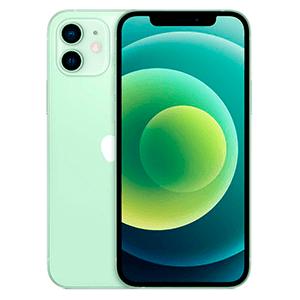 """Apple iPhone 12 15,5 cm (6.1"""") SIM doble iOS 14 5G 64 GB Verde"""