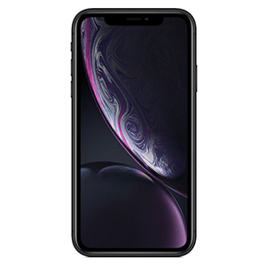 "Apple iPhone XR 15,5 cm (6.1"") SIM doble iOS 14 4G 128 GB Negro"