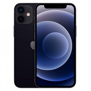 """Apple iPhone 12 mini 13,7 cm (5.4"""") SIM doble iOS 14 5G 64 GB Negro"""