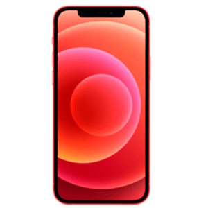 "Apple iPhone 12 64GB - 6.1"" - Rojo - SIM doble - 5G - iOS 14 - Telefono Movil"