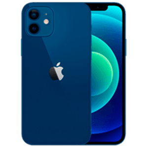 "Apple iPhone 12 mini 13,7 cm (5.4"") SIM doble iOS 14 5G 64 GB Azul"