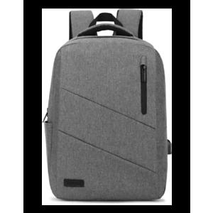 """SUBBLIM City Backpack maletines para portátil 39,6 cm (15.6"""") Mochila Gris"""