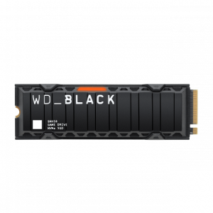 Western Digital SN850 M.2 2TB PCI Express 4.0 NVMe - Con disipador - PC - PS5 - Disco Duro Interno