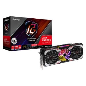 Asrock Phantom Gaming RX 6900 XT 16G OC AMD Radeon RX 6900 XT 16 GB GDDR6