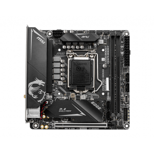 MSI MPG B460I GAMING EDGE WIFI Intel B460 LGA 1200 mini ITX