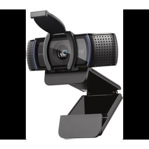 Logitech C920e cámara web 1920 x 1080 Pixeles USB 3.2 Gen 1 (3.1 Gen 1) Negro