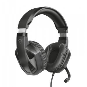 Trust GXT 412 Celaz Auriculares Diadema Conector de 3,5 mm Negro