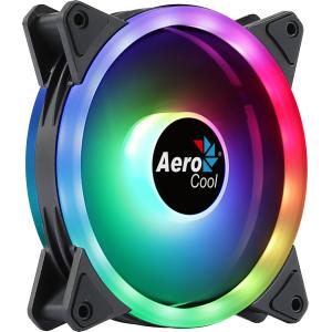 Aerocool Duo 12 12cm Negro - Ventilador Caja