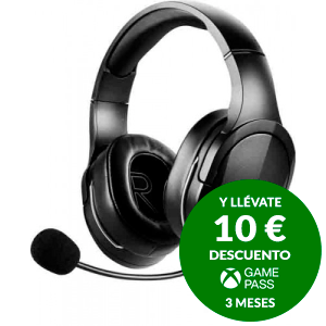 MSI Immerse GH20 - PC-PS4-PS5-XBOX-SWITCH - Negro - 3,5 mm - Auriculares Gaming
