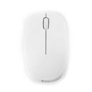 NGS Fog ratón Ambidextro RF inalámbrico Óptico 1200 DPI