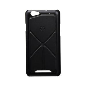 "Wileyfox WFSPXHC026-01 funda para teléfono móvil 12,7 cm (5"") Negro"