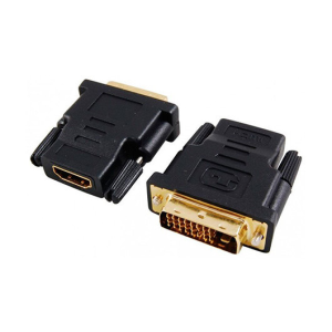 L-Link LL-AD-HDMI-DVI cable gender changer Negro