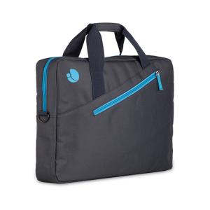 "NGS Ginger Blue maletines para portátil 39,6 cm (15.6"") Maletín Marina, Turquesa"