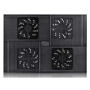 "DeepCool Multi Core X8 almohadilla fría 43,2 cm (17"") 1300 RPM Negro"