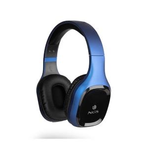 NGS Artica Sloth Auriculares Diadema Conector de 3,5 mm Bluetooth Negro, Azul