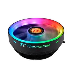 Thermaltake UX100 ARGB Lighting Procesador Enfriador 12 cm Negro