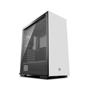 DeepCool Macube 310 ATX Blanco - Caja Ordenador