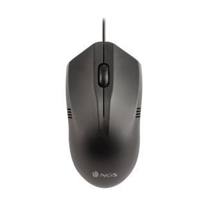 NGS Easy Beta ratón Ambidextro USB tipo A Óptico 1000 DPI