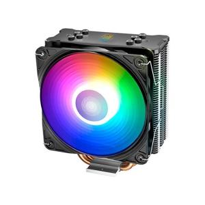 DeepCool GAMMAXX GT A-RGB Procesador Enfriador 12 cm Negro, Plata 1 pieza(s)