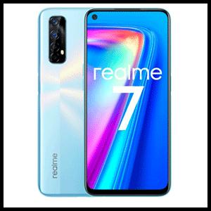 "realme 7 16,5 cm (6.5"") SIM doble Android 10.0 4G USB Tipo C 8 GB 128 GB 5000 mAh Plata"