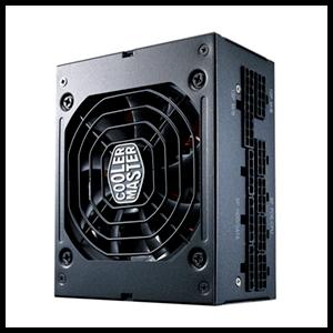 Cooler Master V850 SFX Gold unidad de fuente de alimentación 850 W 24-pin ATX Negro