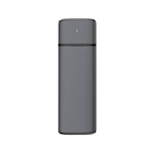 AISENS Caja Externa M.2 (NGFF) ASM2-002G SATA/NVME a USB3.1/USB3.2 GEN2, Gris