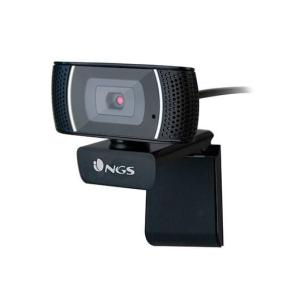NGS Xpresscam1080 2MP Full HD USB 2.0 Negro - Webcam
