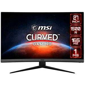 MSI Optix G27C7 27'' - LED - Full HD - 165Hz - Curvo - Monitor Gaming