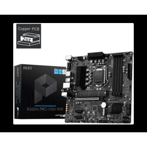 MSI B560M PRO-VDH WIFI placa base Intel B560 LGA 1200 micro ATX