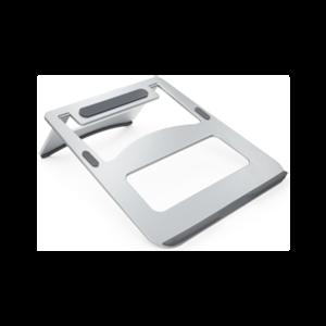 """TooQ TQLRS0010-AL soporte para ordenador portátil 38,1 cm (15"""") Plata"""