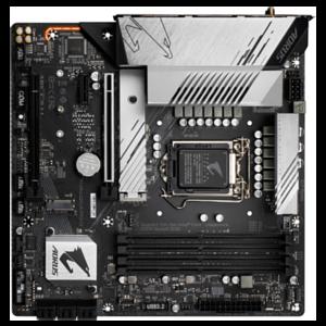 Gigabyte B560M AORUS PRO AX placa base Intel B560 Express LGA 1200 micro ATX