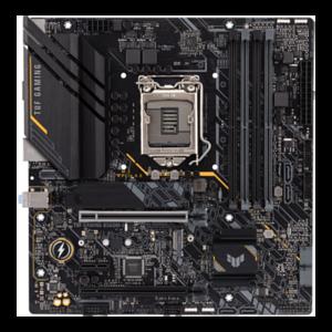 ASUS TUF GAMING B560M-E Intel B560 LGA 1200 micro ATX