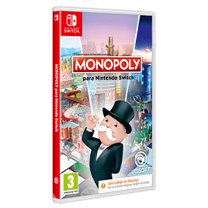 Monopoly Code In Box