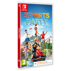 Sports Party Code In Box