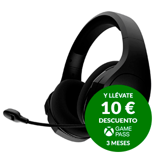 Hyperx Cloud Stinger Core Wireless - PS4-PS5-PC + 7.1 - Auricular Gaming