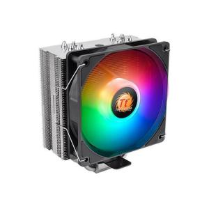 Thermaltake UX 210 ARGB Procesador Enfriador 12 cm Negro, Blanco