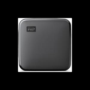 Western Digital WD Elements SE 1TB SSD Negro - Disco Duro Externo