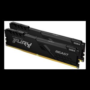 Kingston Technology FURY Beast 16GB 2x8GB DDR4 3200 MHz - Memoria RAM