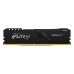 Kingston Technology FURY Beast 8GB 1x8 GB DDR4 3600MHz - Memoria RAM