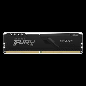 Kingston Technology FURY Beast 16GB 1x16GB DDR4 3733 MHz - Memoria RAM