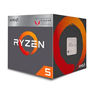 PROCESADOR AMD AM4 RYZEN 5 PRO 2400G 8X38GHz 6MB TRAY