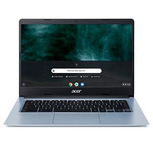 Acer Chromebook 314 Celeron N4020 - UHD Graphics 600 - 4GB - 64GB eMMC - 14'' - Chrome OS - Ordenador Portatil
